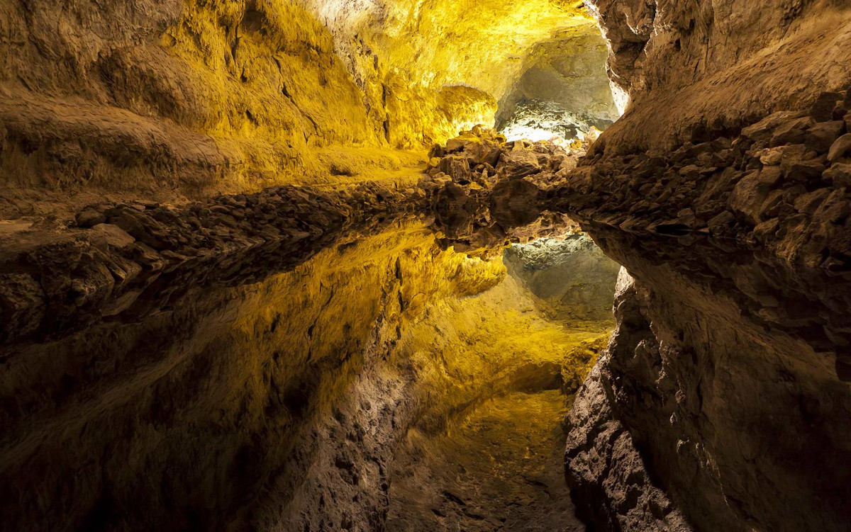 Cueva de los Verdes, fotografía de Ramón Pérez Niz
