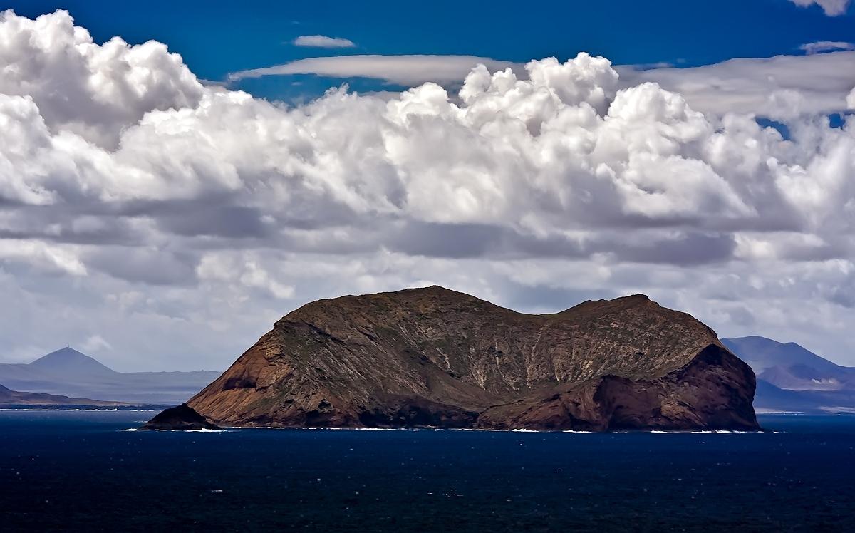 Montaña Clara y Alegranza constituían los principales asentamientos de aves y pájaros del Archipiélago Chinijo