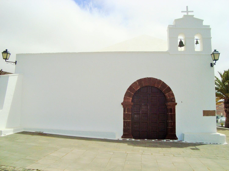 San Marcial del Rubicón, Femés, Lanzarote
