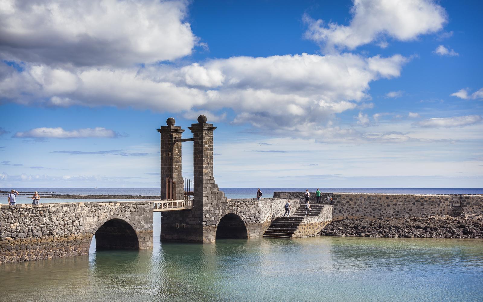 El Puente de las Bolas fotografía de Ramón Pérez Niz