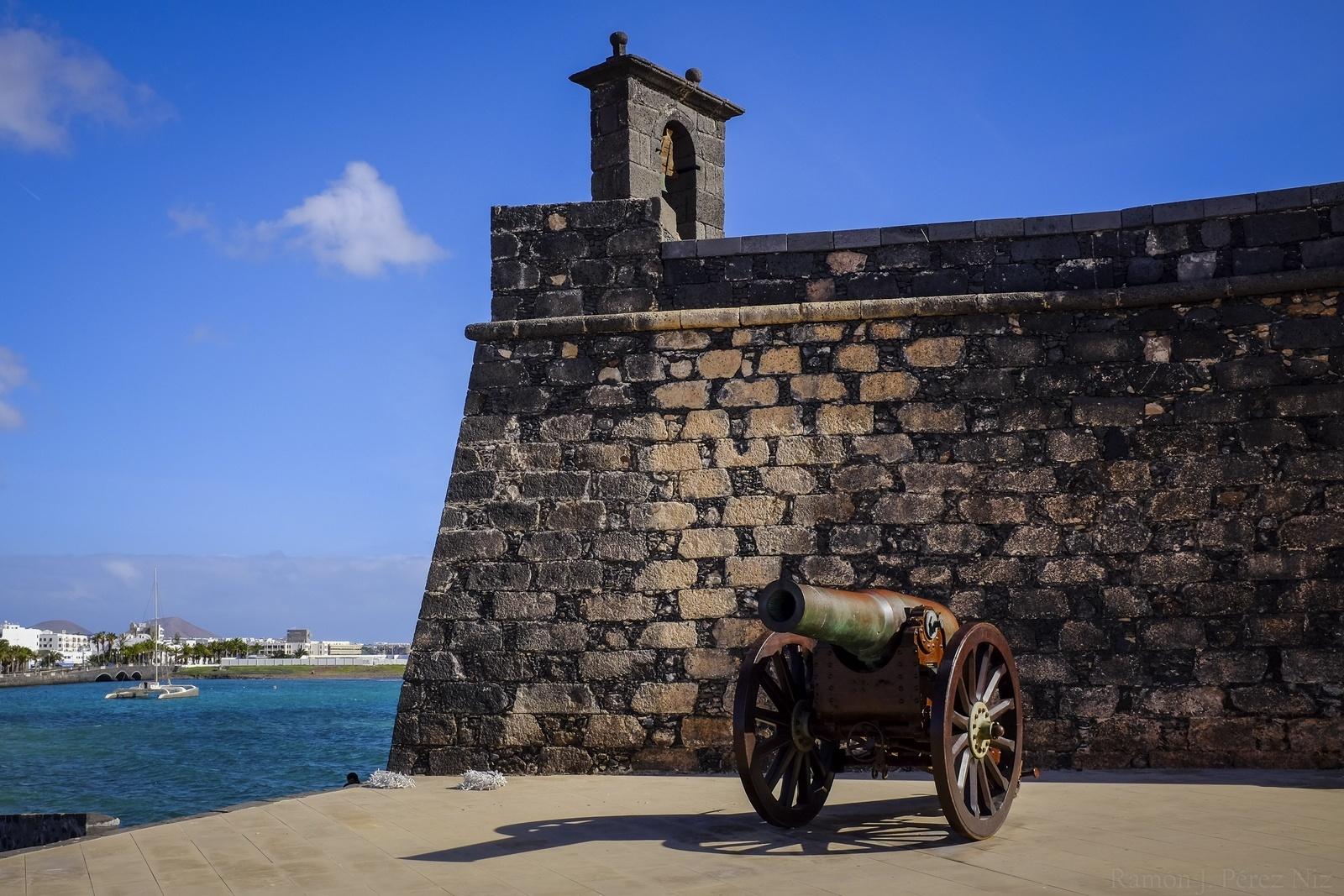 El Castillo de San Gabriel