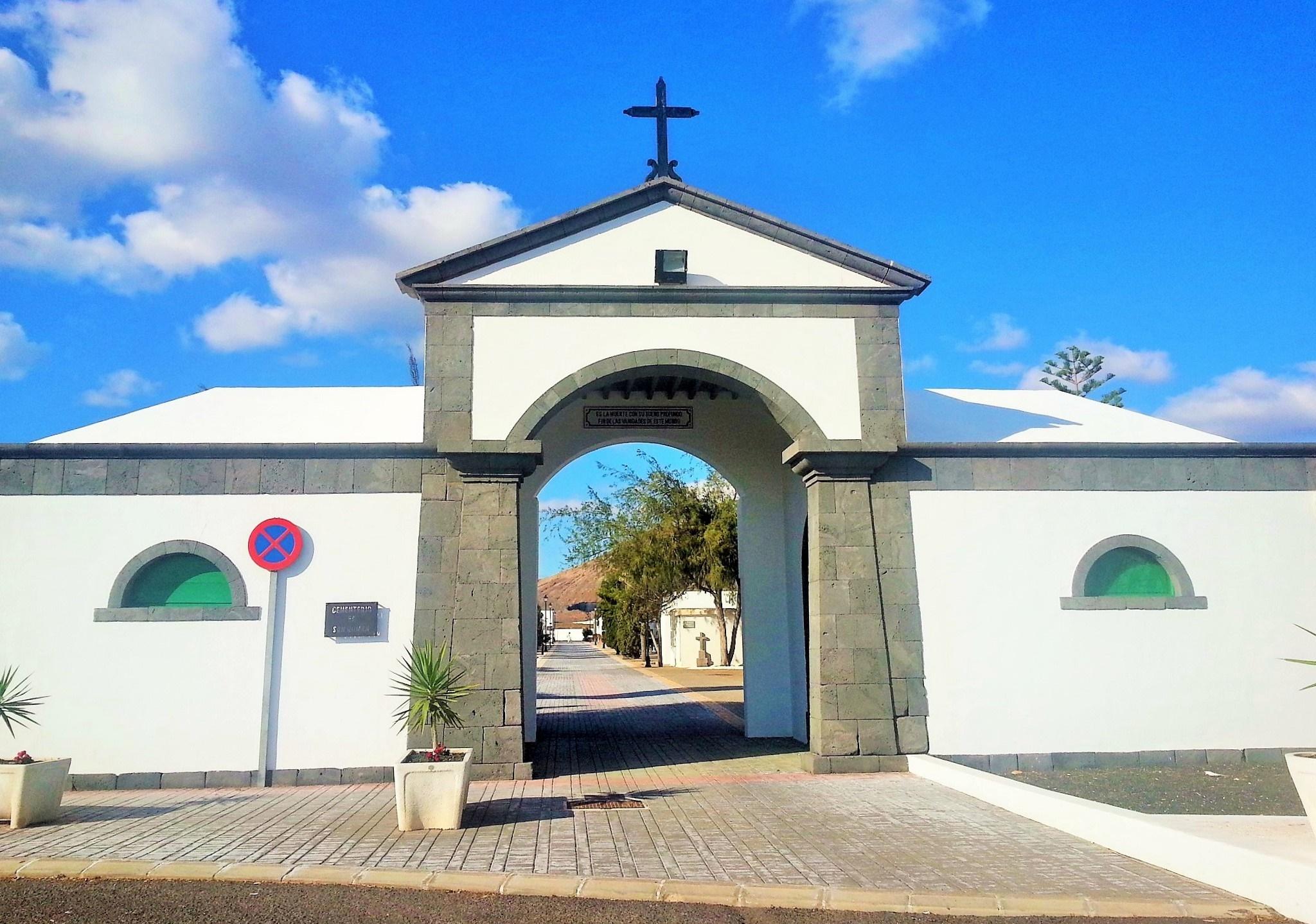 Cementerio de Arrecife