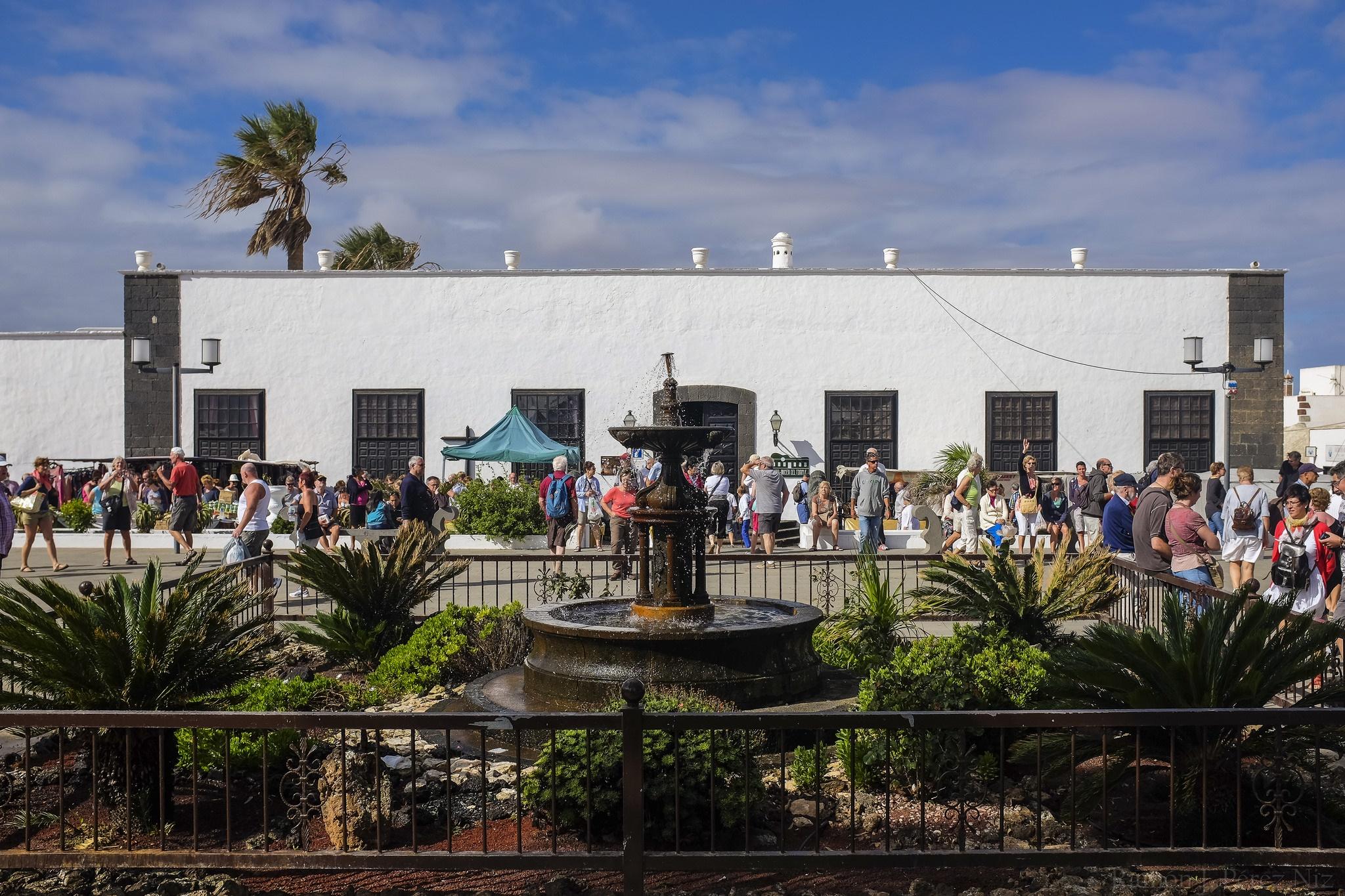 Palacio Spínola de Teguise, Lanzarote
