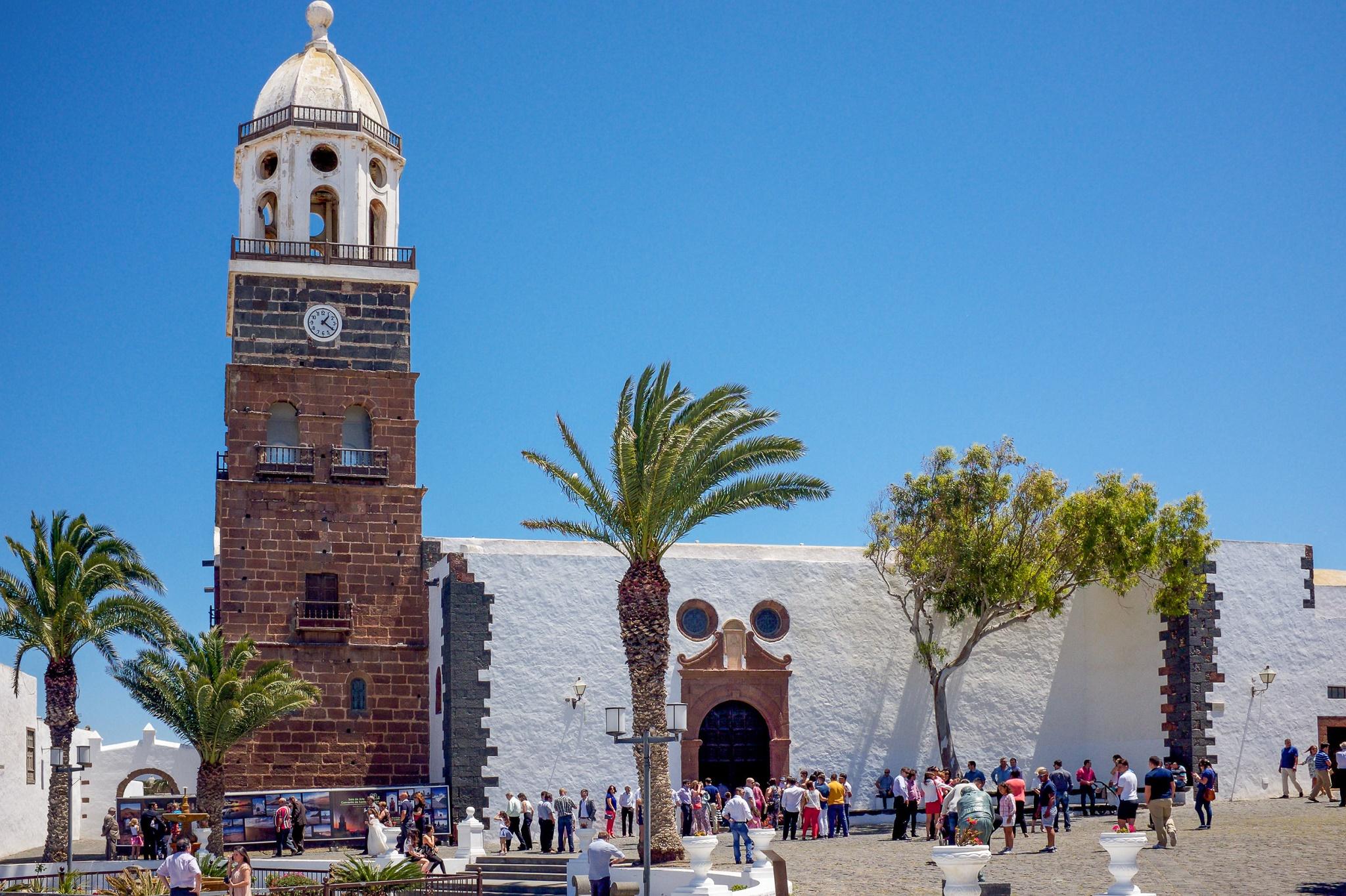 Iglesia de Nuestra Señora de Guadalupe en la actualidad